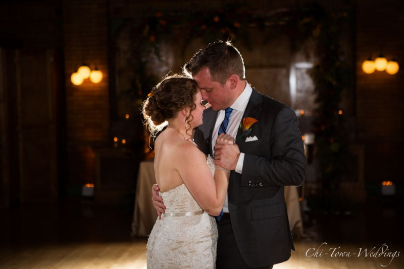 Bride and Groom 1st dance