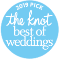 Chi-Town Weddings was voted Best of The Knot 2019!